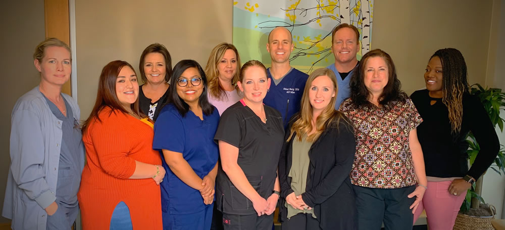 Broomfield Dentists - Robert Berry and Dental Staff
